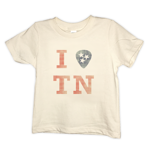 "I ""Pick"" TN Toddler Tee"