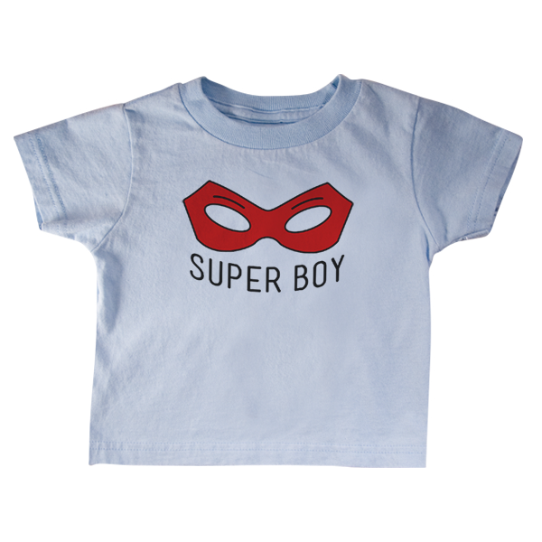Super Boy Toddler Tee