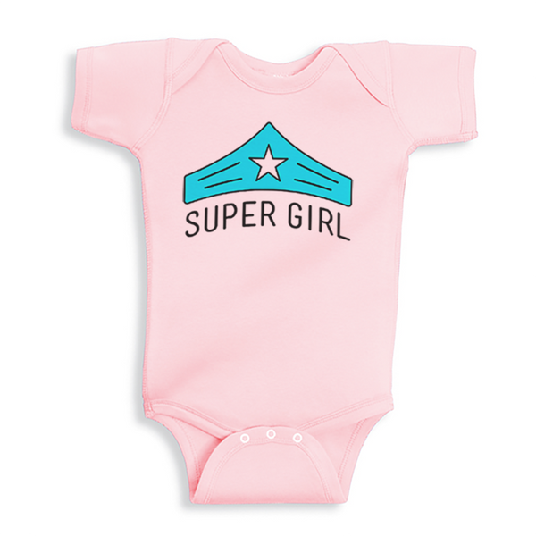 Super Girl Onesie