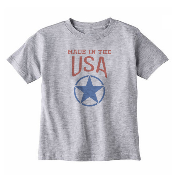 USA Toddler Tee