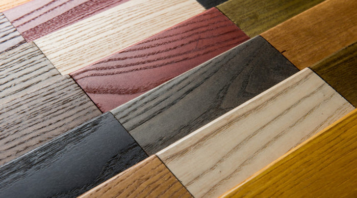 5 Tips for Picking the Perfect Wood Stain  For Your Next DIY Project
