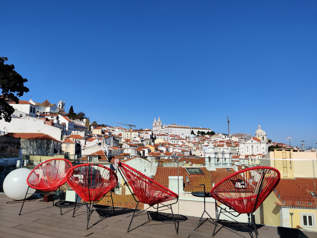 1 day in...Alfama, Lisbon