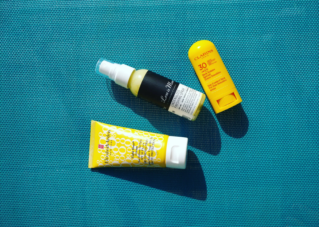 All about sunscreen and UV