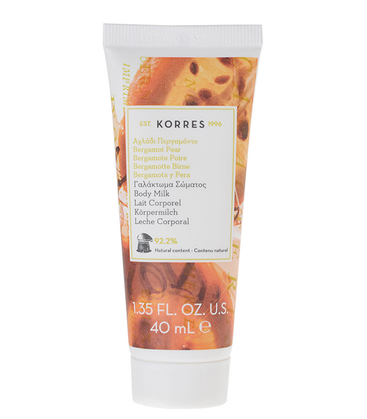Korres - Bergamot Pear Body Milk