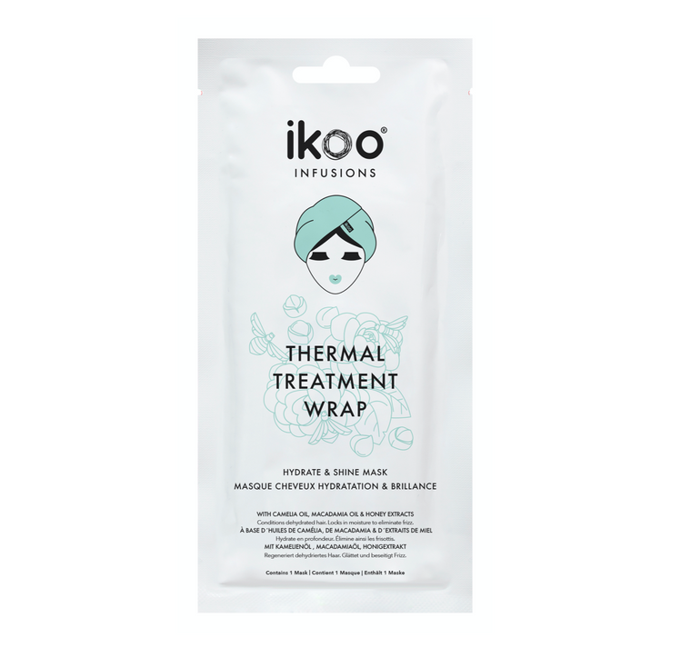 Thermal Treatment Wrap - Hydrate & Shine