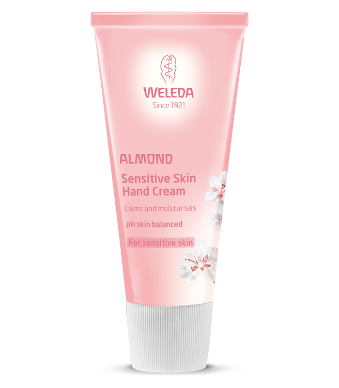 Almond Sensitive Hand Cream