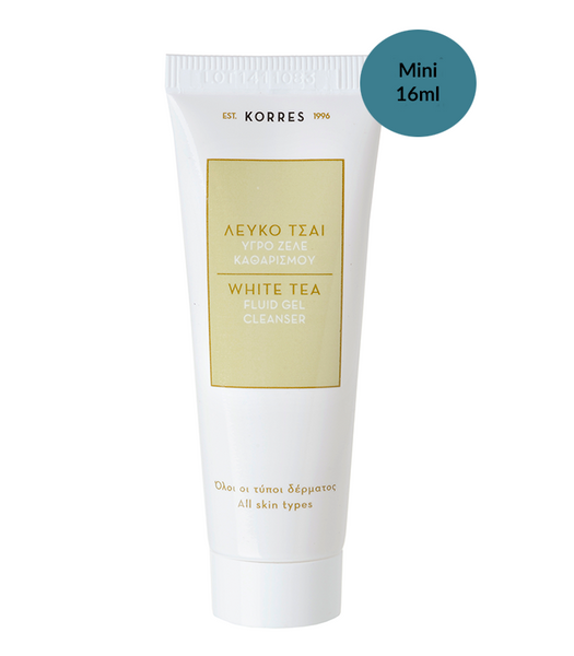 Korres - White Tea Gel Cleanser