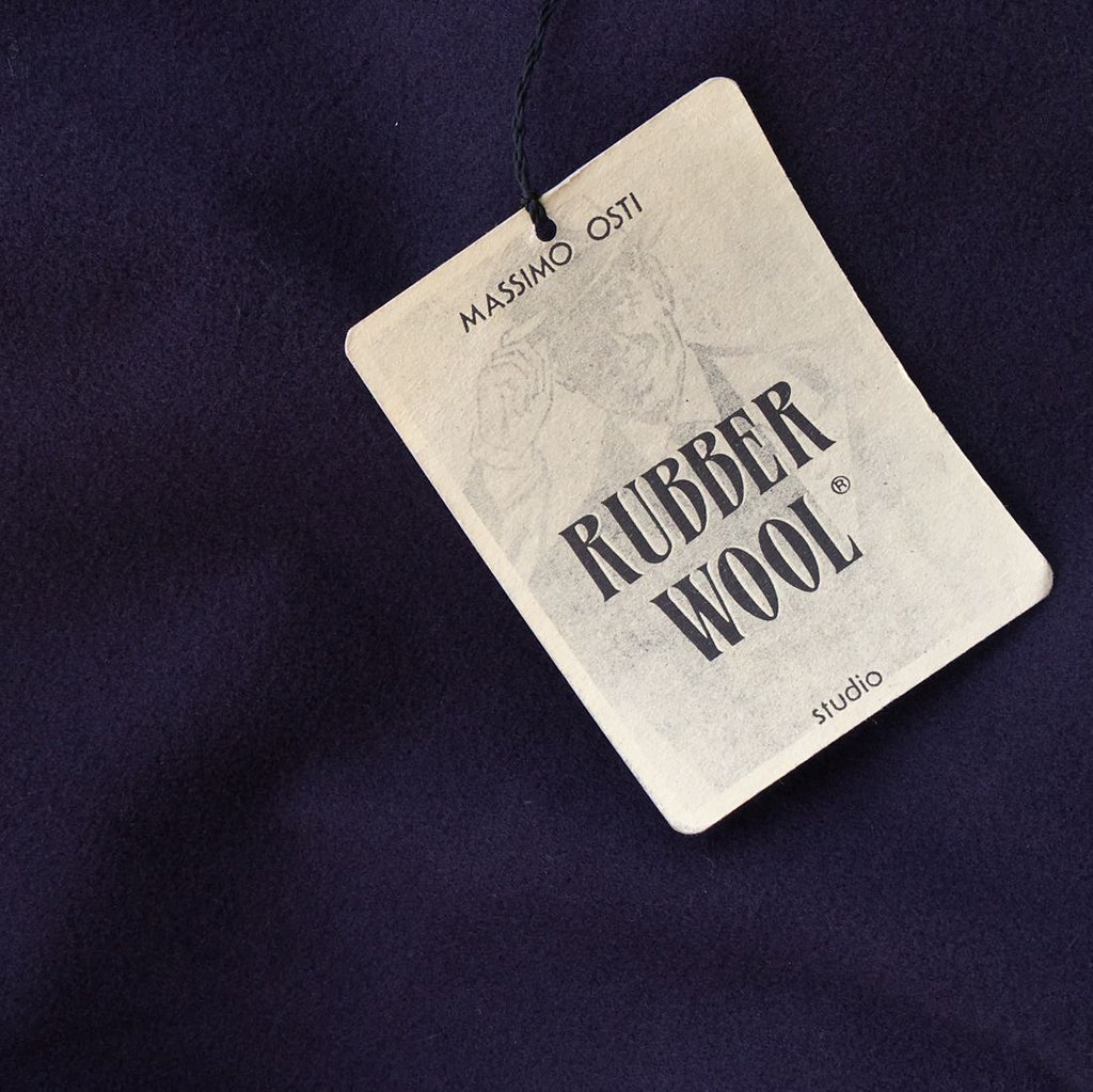 FABRIC FOCUS: RUBBER WOOL