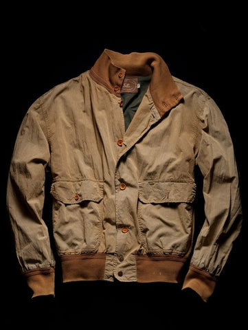 massimo osti designed flight jacket from c.p. company