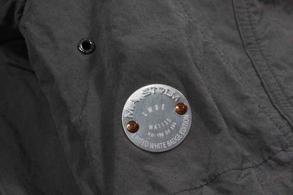 MA.Strum AW 2013 Special Edition #3 Officer Jacket - M/L