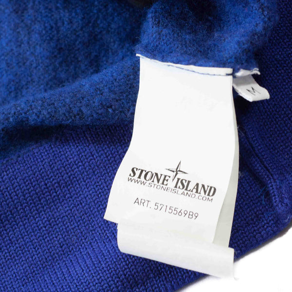 Stone Island AW 2012 Hooded Knit Cardigan - S/M