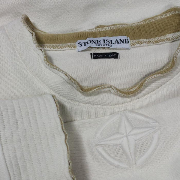 Stone Island AW 2004 Cotton Sweater - S/M