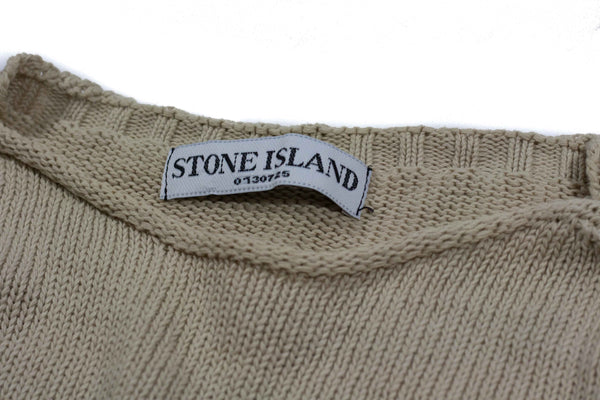 Stone Island SS Cotton Knit - L/XL