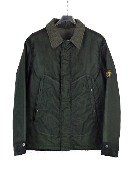 Stone Island AW 2003 Monofilament Dual Layer Jacket designed by Paul Harvey