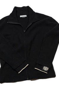 Stone Island AW 2004 Full Zip Knit - L/XL