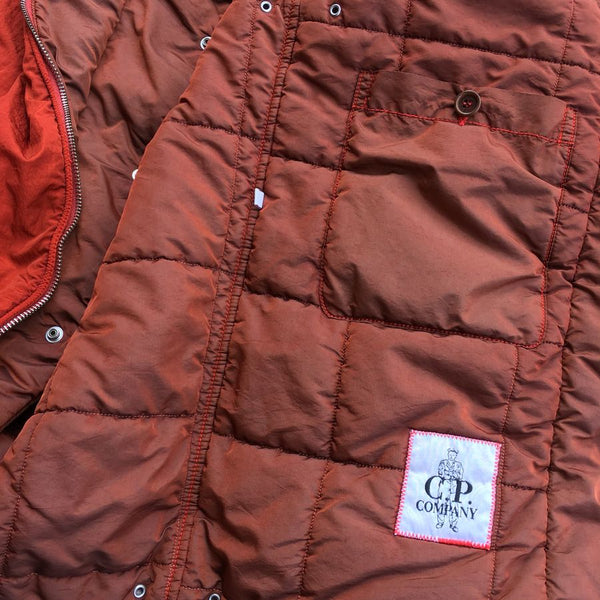 C.P. Company AW 2012 Frosted Dyed Padded Jacket (S/M)