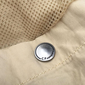 c.p. company metal button