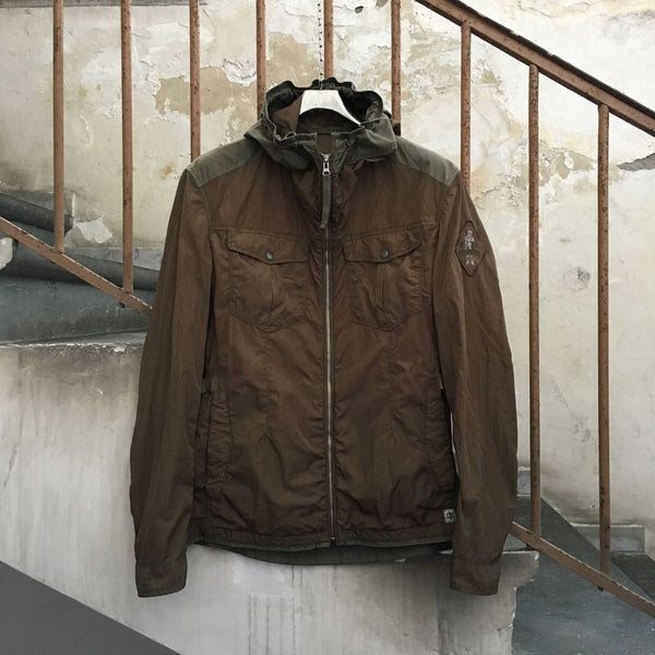 C.P. Company SS Hooded Jacket (M/L)