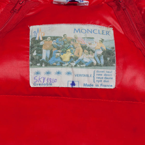 Moncler Grenoble 80's Down Vest/Jacket - L/XL