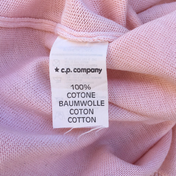 vintage c.p. company washing label