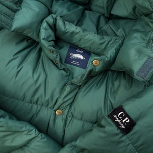 vintage C.P. Company Undersixteen AW 1992 Ripstop Goose Down Jacket ideas from massimo osti