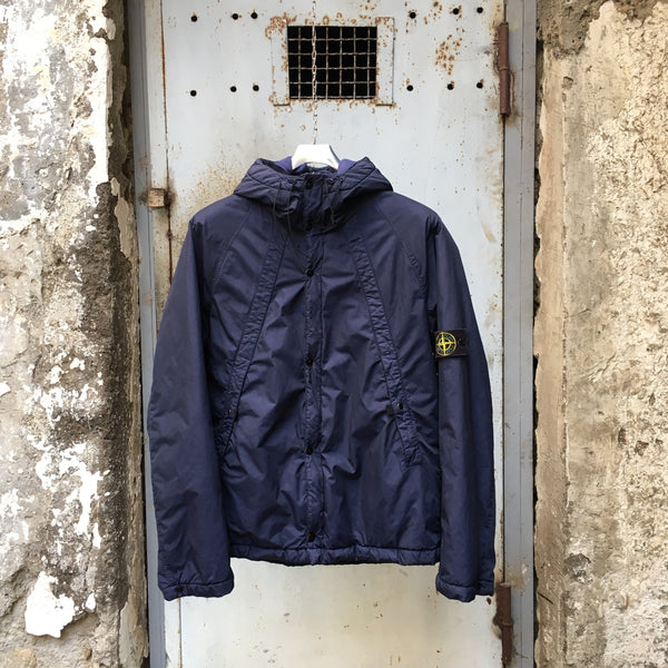 Vintage Stone Island AW 2004 Double Hooded Jacket by Paul Harvey