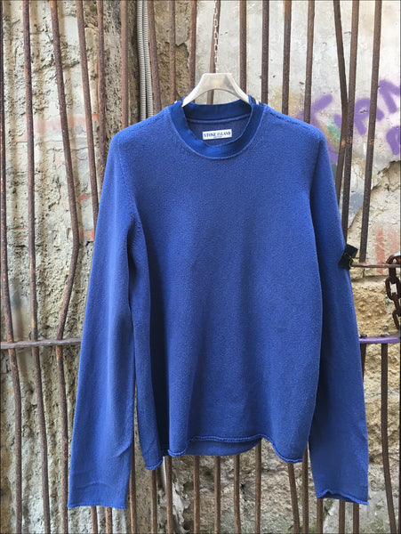 Stone Island SS 2007 Crew Neck Sweater - L/XL