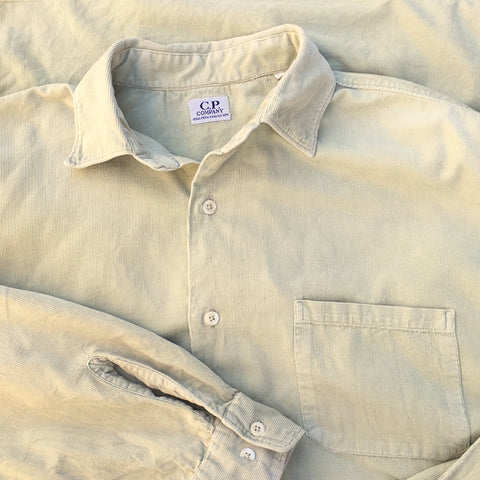 C.P. Company SS 90s Corduroy Button Down Shirt - M/L
