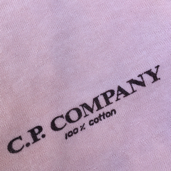 C.P. Company SS 90s Cotton Sweater - L/XL