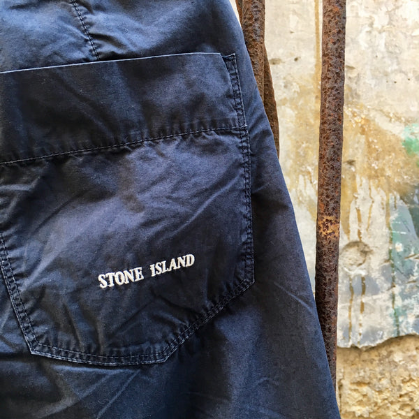 Stone Island SS Cotton Trousers - 30/33
