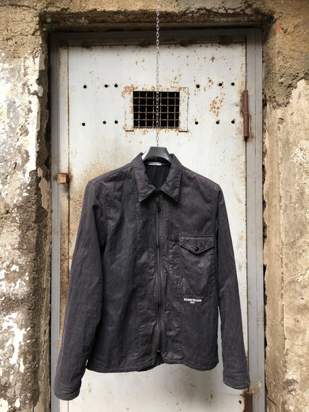 Stone Island AW 2005 Cotton Nylon Garment Dyed Overshirt by Paul Harvey