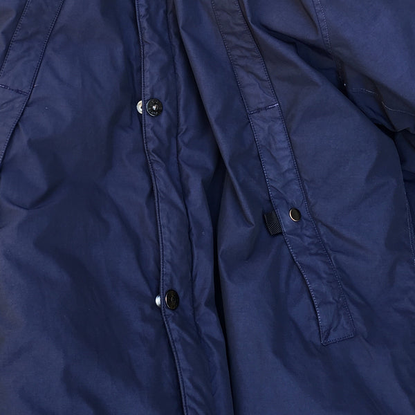 Stone Island AW 2004 Double Hooded Jacket - S/M