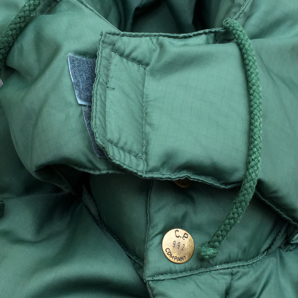 C.P. Company Undersixteen AW 1992 Ripstop Goose Down Jacket - S/M