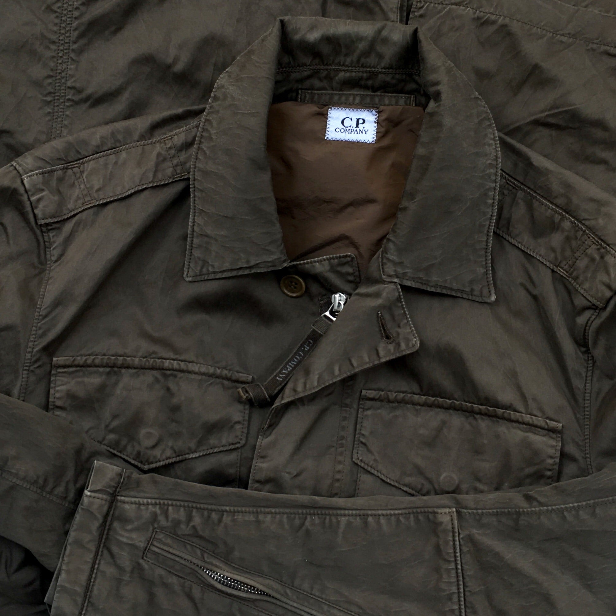 C.P. Company SS 2007 Garment Dyed Jacket (M/L)