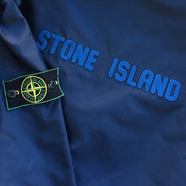 Stone Island SS 1994 Formula Steel Jacket designed by Massimo Osti