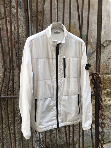 Stone Island SS 2011 Micro Rip Stop 7 Den / Quilted Jacket