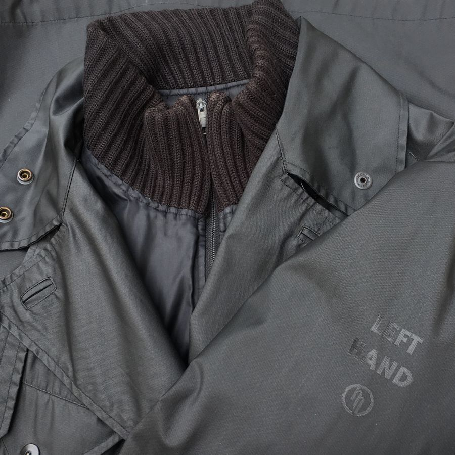 left hand thermojoint jacket by massimo osti