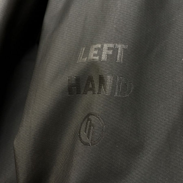 left hand by massimo osti logo