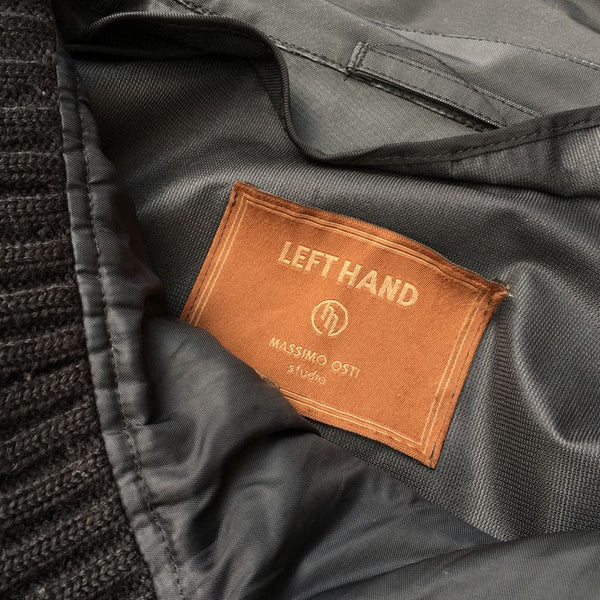 left hand by massimo osti label