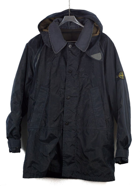 Stone Island AW 2001 Monofilament Dual Layer Jacket Paul Harvey design