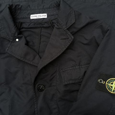 stone island aw 2010 david blazer in navy
