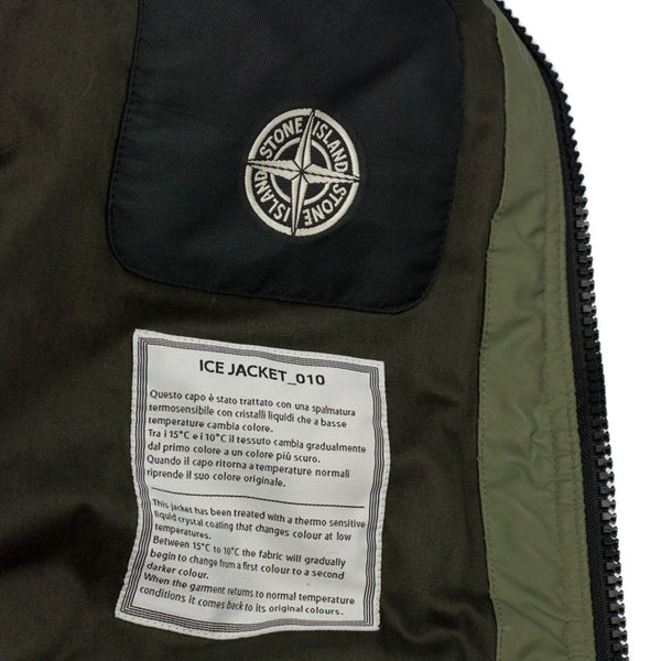 Stone Island AW 2009 Ice Jacket 010 - L/XL