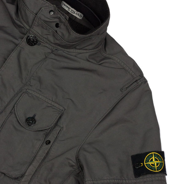 Stone Island AW 2010 David Microfiber Field Jacket - L/XL