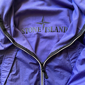 stone island junior large logo jacket