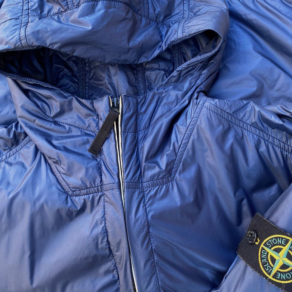Stone Island SS '15 Micro Rip Stop with PrimaLoft® Insulation Technology Jacket (S/M)