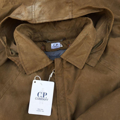 vintage cp company jacket from 1992 by massimo osti