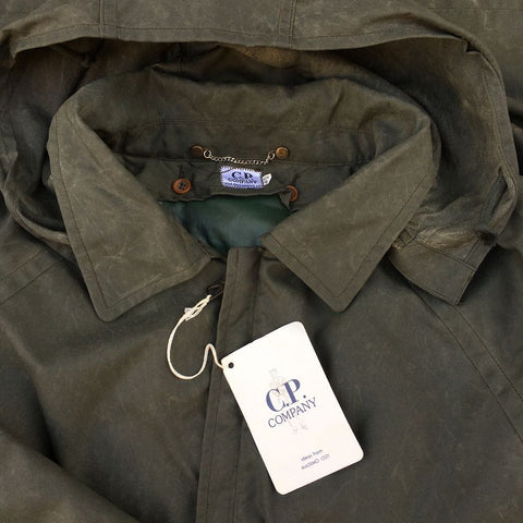 C.P. Company AW 1992 Hooded Jacket (M/L)