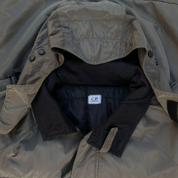 vintage c.p. company urban protection hooded jacket by moreno ferrari