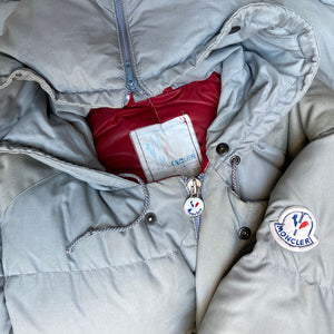 Moncler '80s Quilted Down Parka (XS)