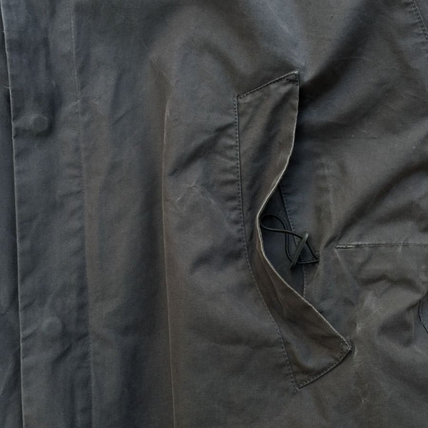 Stone Island AW 2004 Hooded Dual Layer Jacket (S)